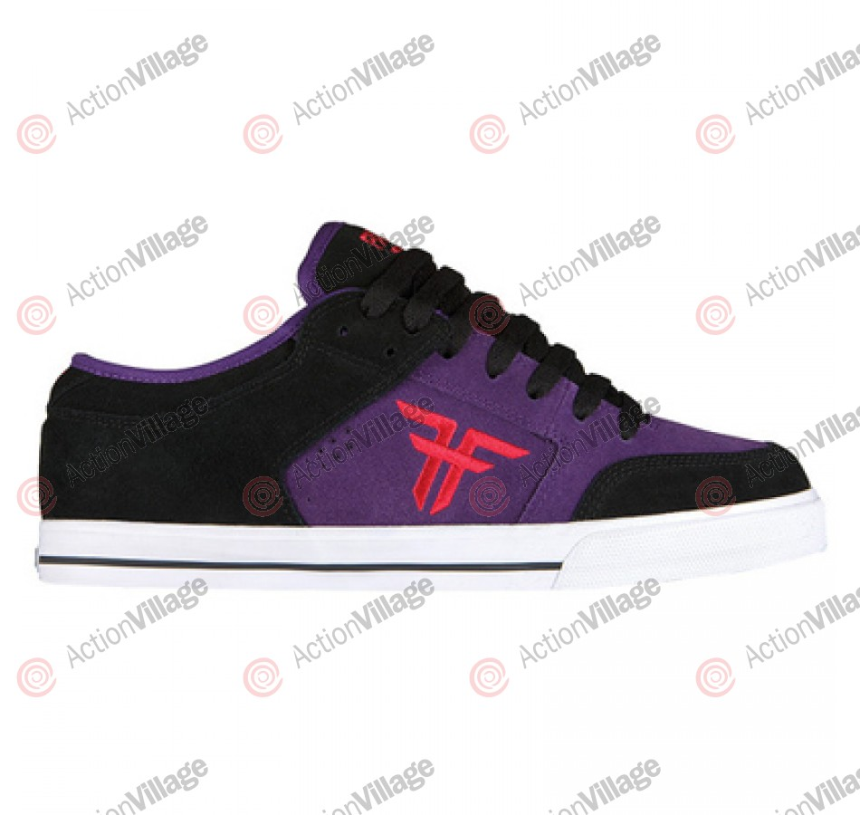 Fallen Men's Ripper - Black / Purple / Red - Shoe