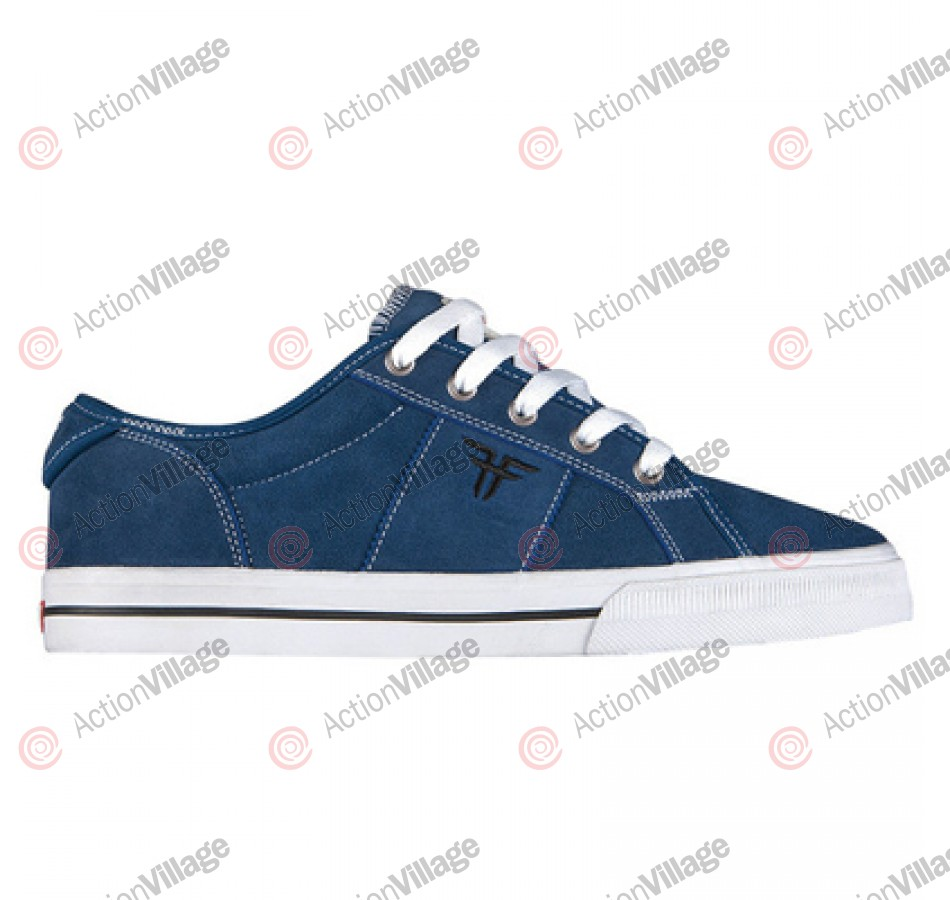 Fallen Lotus - Men's Shoes Navy / White