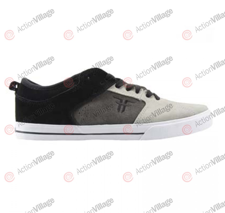 Fallen Clipper - Men's Shoes Black / Dark Grey / Light Grey