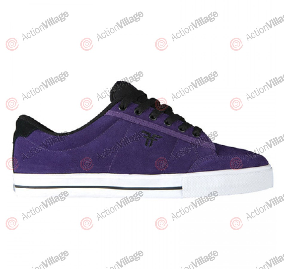 Fallen Bomber BM - Men's Shoes Dark Purple / Black