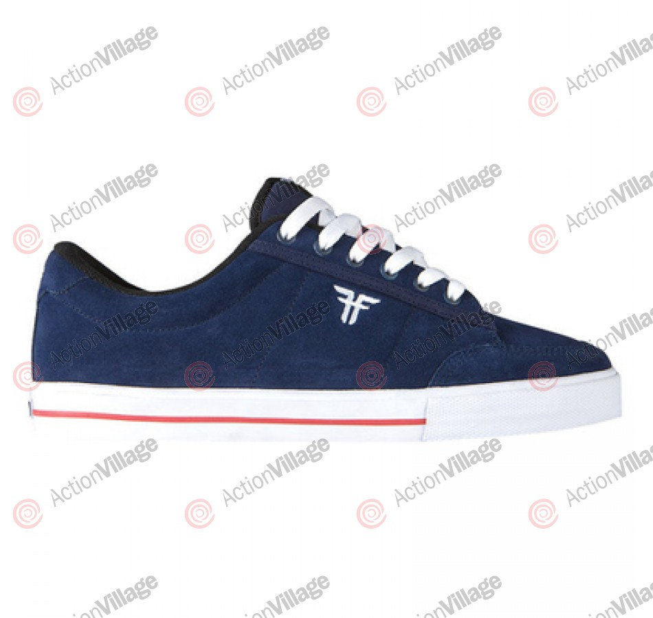 Fallen Bomber TC - Men's Shoes Dark Navy / Red