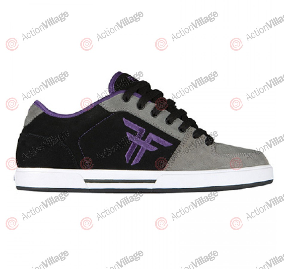 Fallen Patriot II - Men's Shoes Black / Grey / Purple