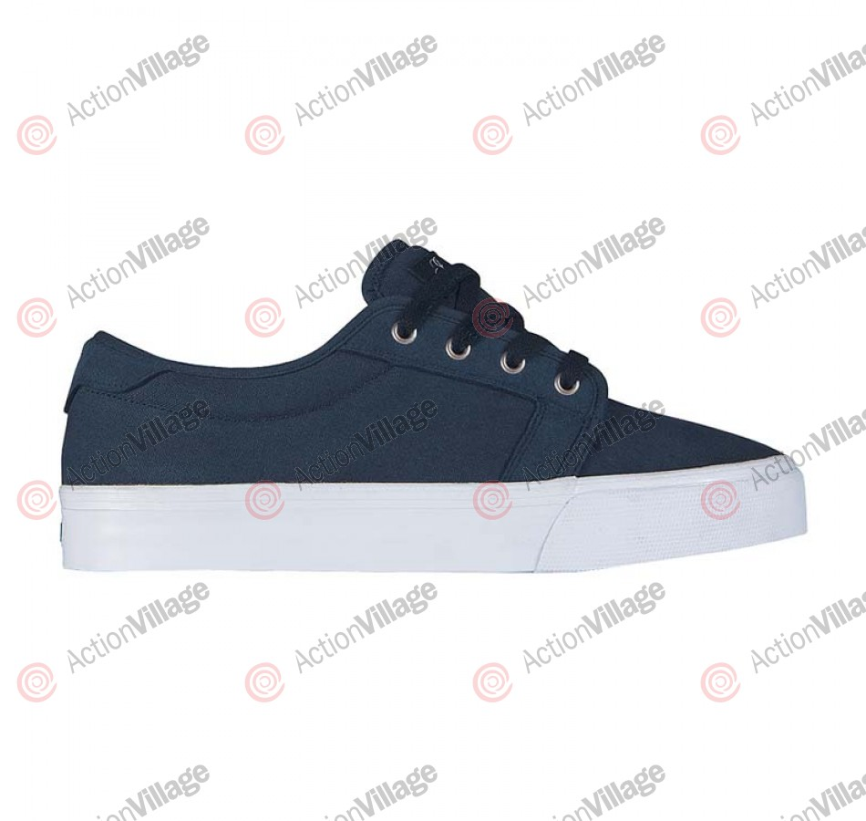 Fallen Forte - Men's Shoes Dark Navy / White