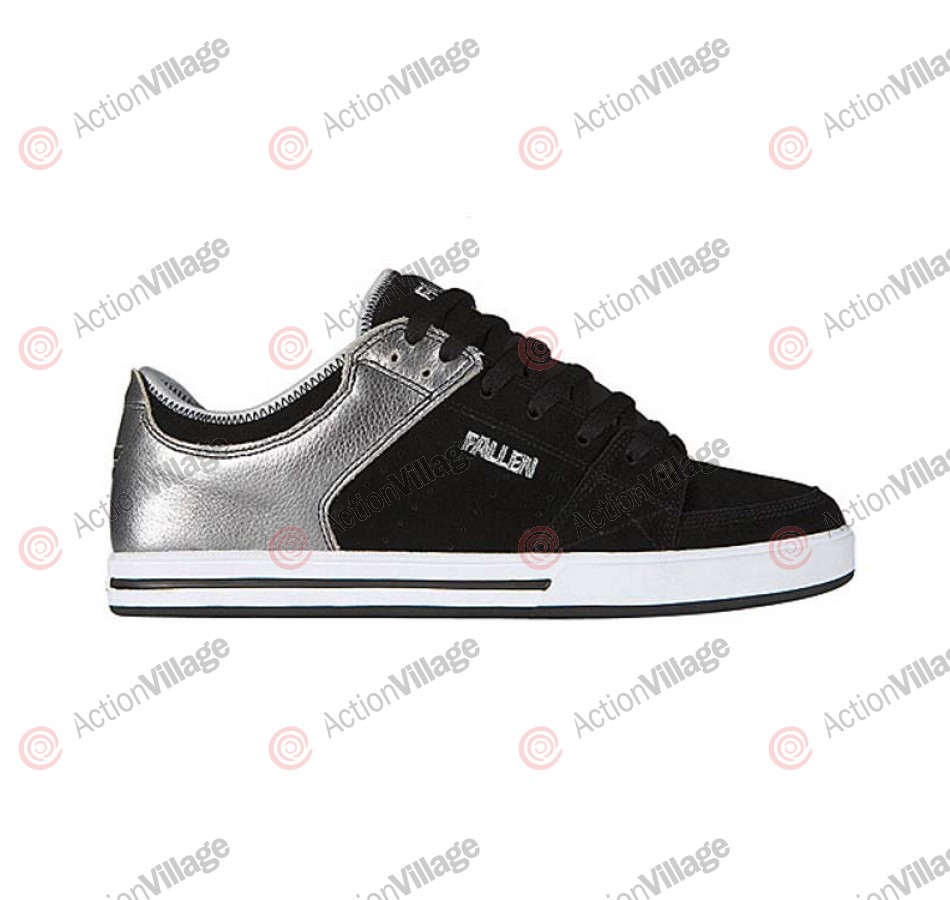 Fallen Trooper SL - Men's Shoes Black / Silver