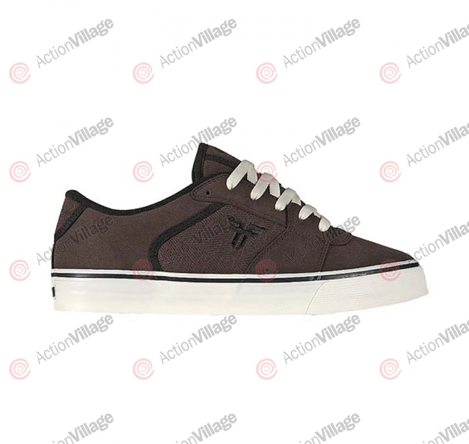 Fallen Regal VLC - Men's Shoes Dark Chocolate