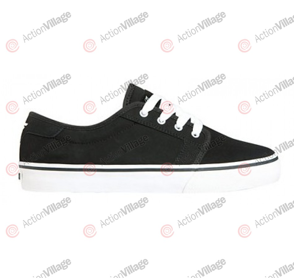 Fallen Forte - Men's Shoes Black / White II