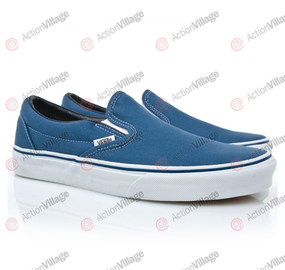 Vans Classic - Men's Shoes Navy