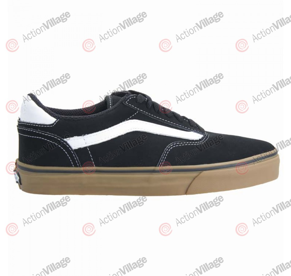 Vans AV6 -  Mens Shoes Black / Gum / White