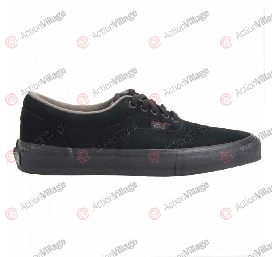 Vans Era Pro - Men's Shoes Black / Black