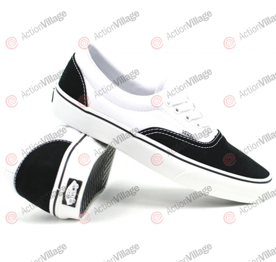 Vans Era - Men's Shoes Two Tone / Black / True White