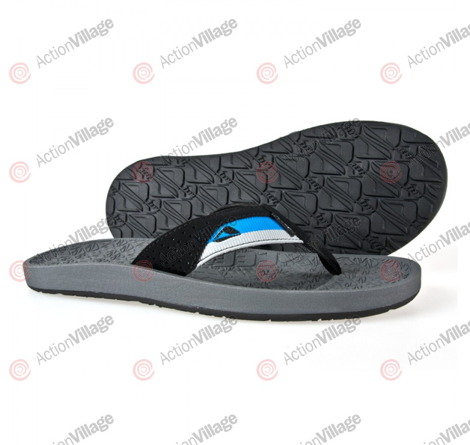 Reef Sand Pilot - Men's Sandals - Blue / Grey