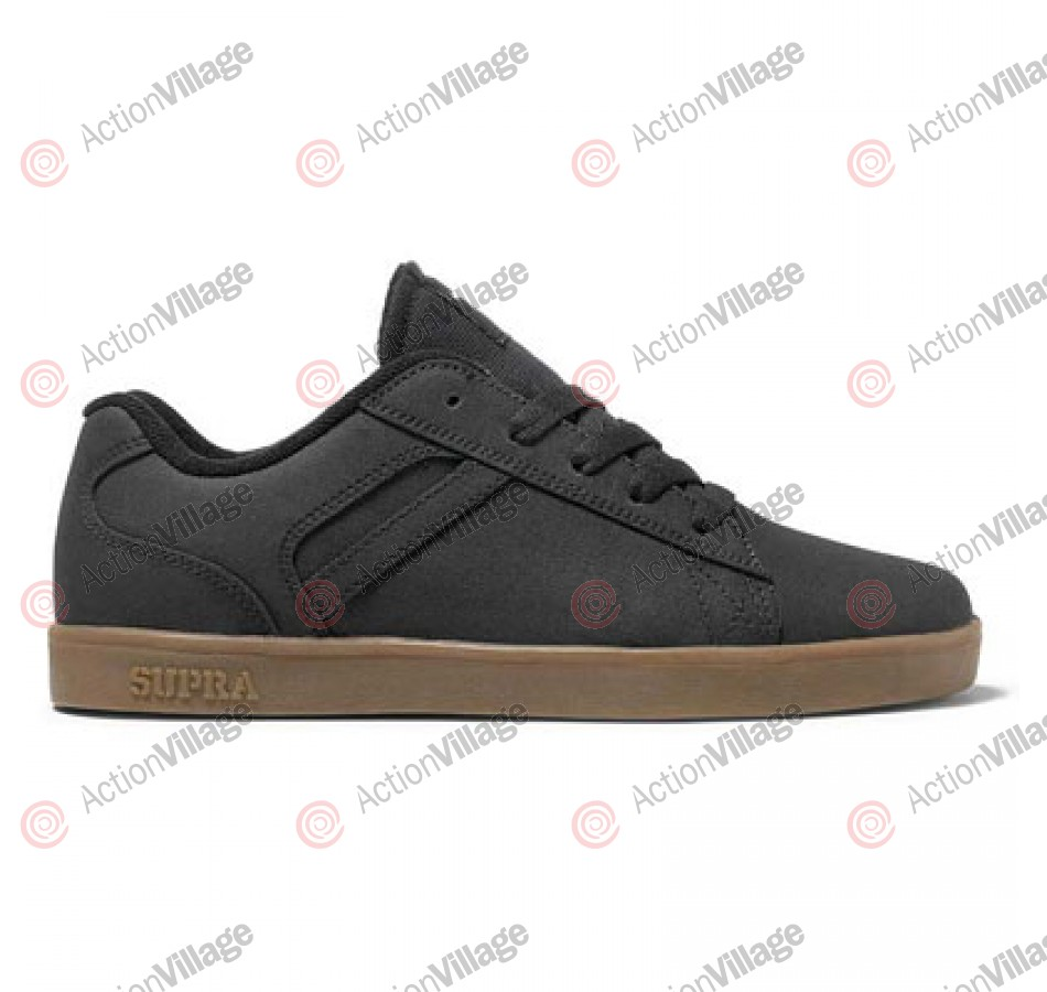 Supra Bullet - Men's Shoes Black Gunny Tuf