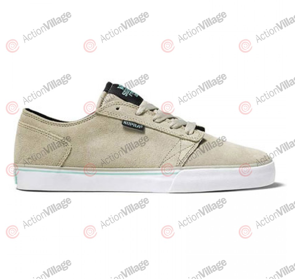 Supra Amigo - Men's Shoes Khaki Suede