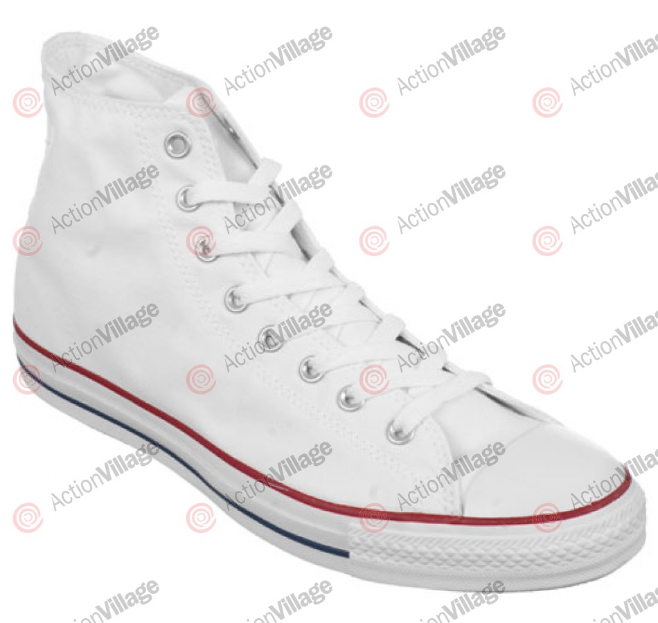 Converse Core All Star Hi - Men's Shoes Optical White