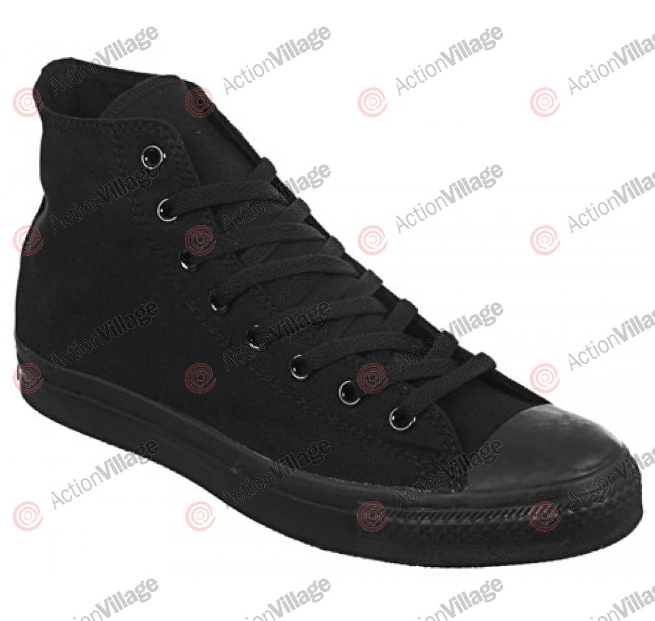 Converse Core All Star Hi - Men's Shoes Black / Monochrome
