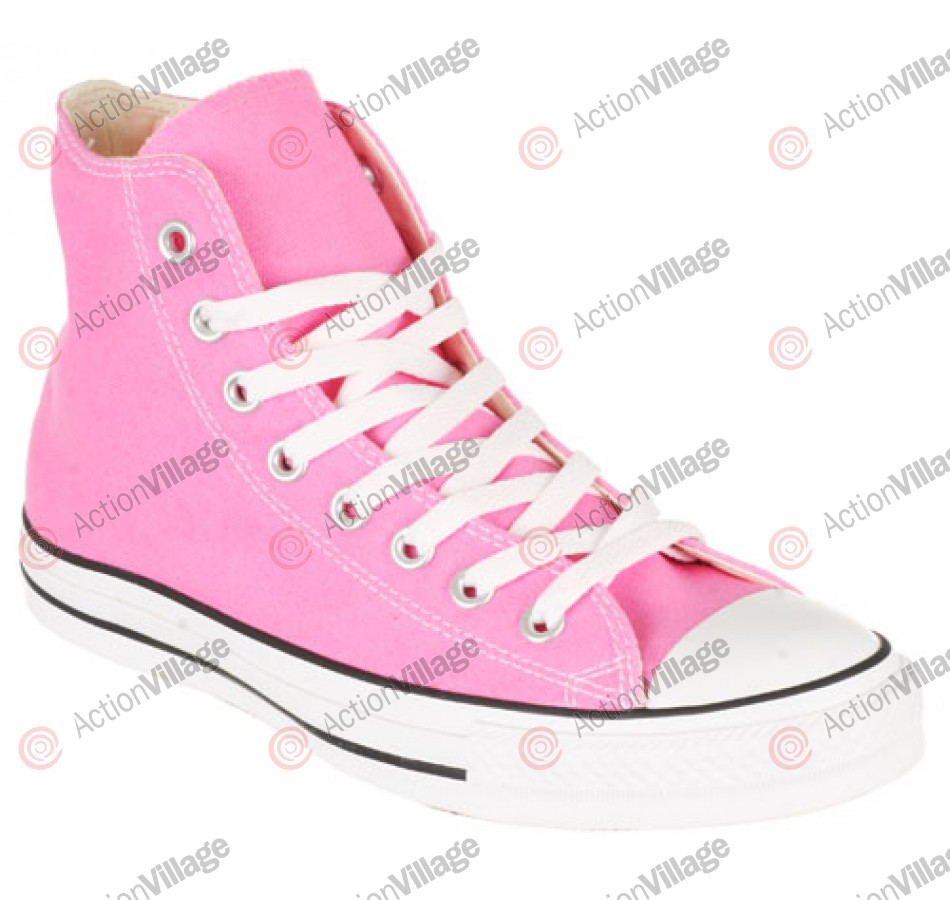 Converse Core All Star Hi -  Kids' Shoe Pink -Size 3