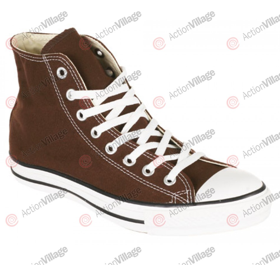 Converse Core All Star Hi - Men's Shoes Chocolate
