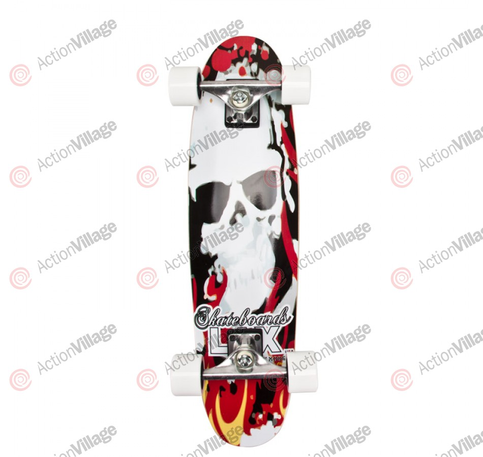 LAX Harly II - 8.5 in. x 32 in. - Complete Skateboard