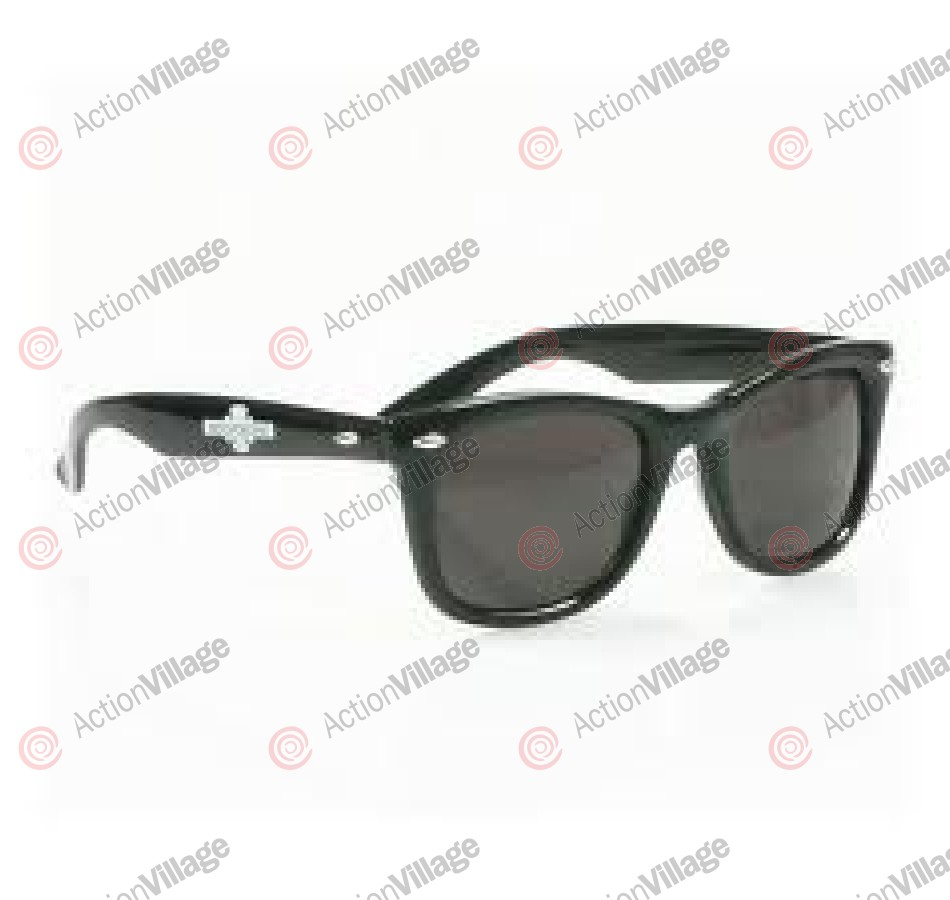 Independent Getxo Sunglasses Black OS Mens - Sunglasses