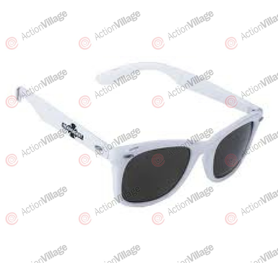 Independent Getxo Sunglasses White OS Mens - Sunglasses
