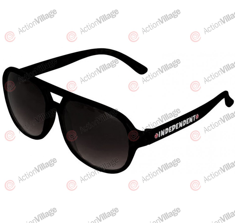 Independent Smooth Operator Sunglasses Black OS Unisex - Sunglasses