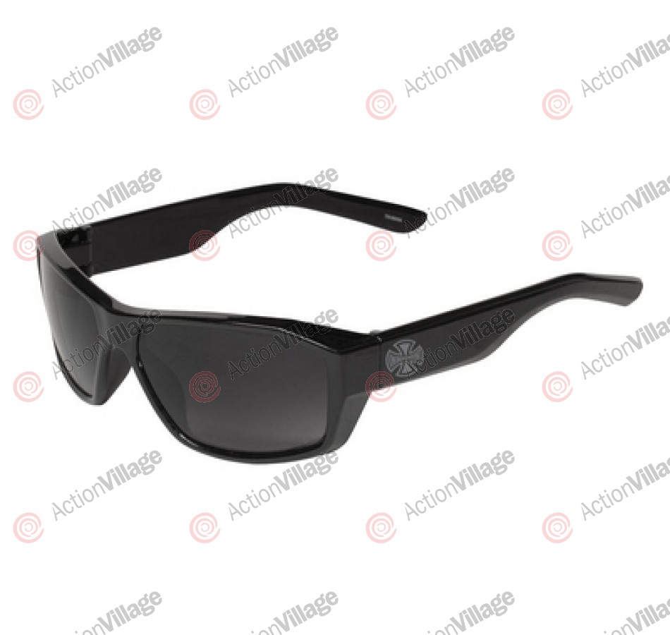 Independent The Edge Sunglasses Black OS Unisex - Sunglasses