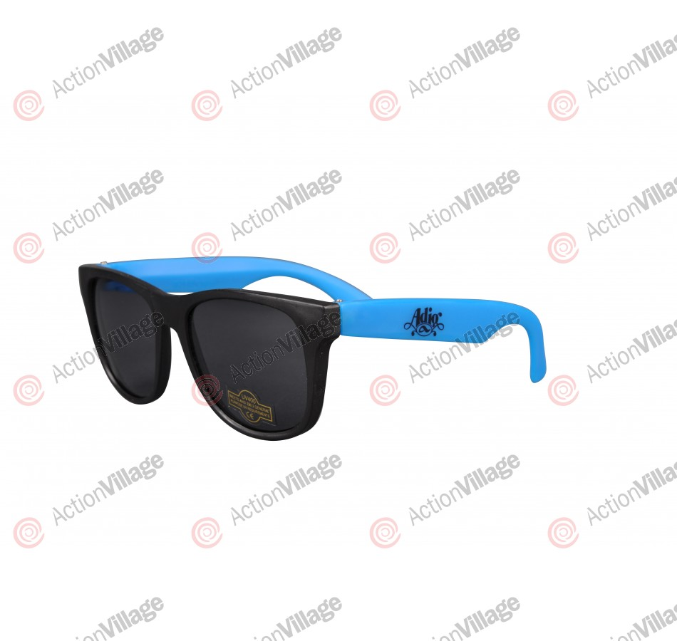 Adio Noname - Sunglasses - Blue / Black