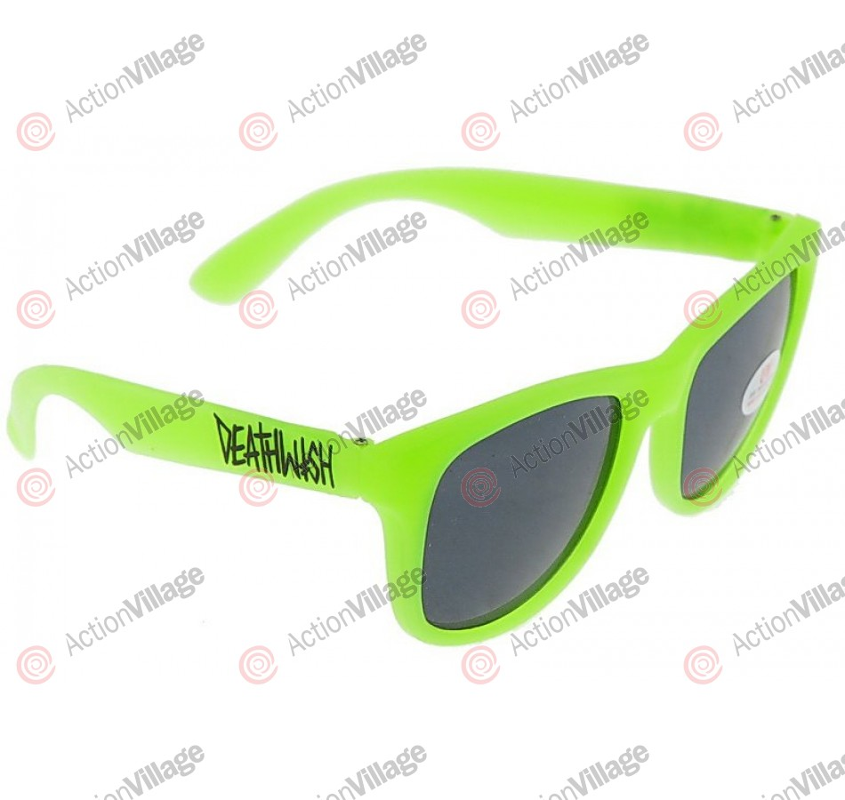 Deathwish Glow in the Dark - Sunglasses