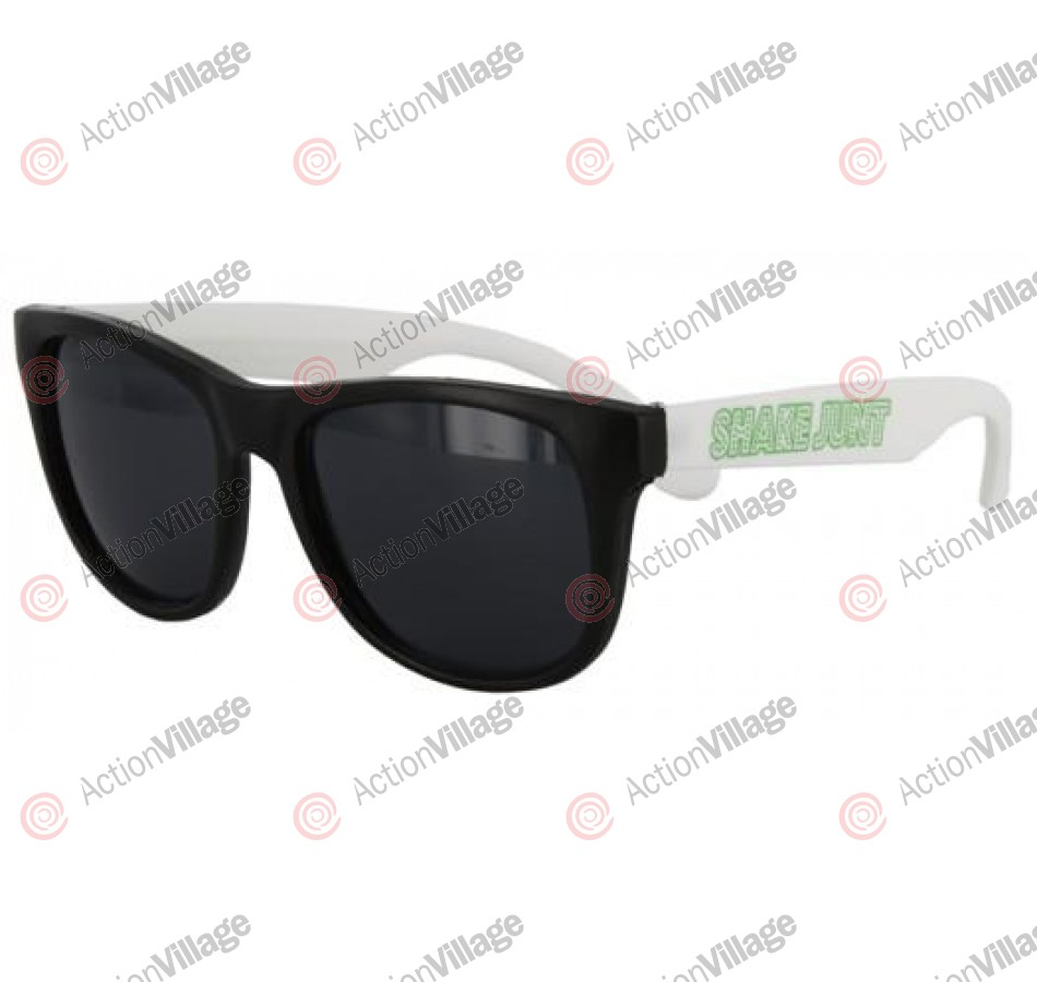 Shake Junt Henway - Sunglasses - White / Black