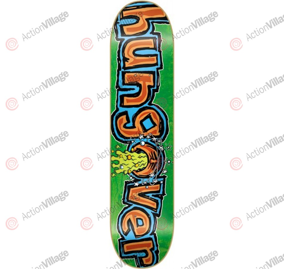 Blind Hungover R7 - Blue/Orange - 8.0 - Skateboard Deck