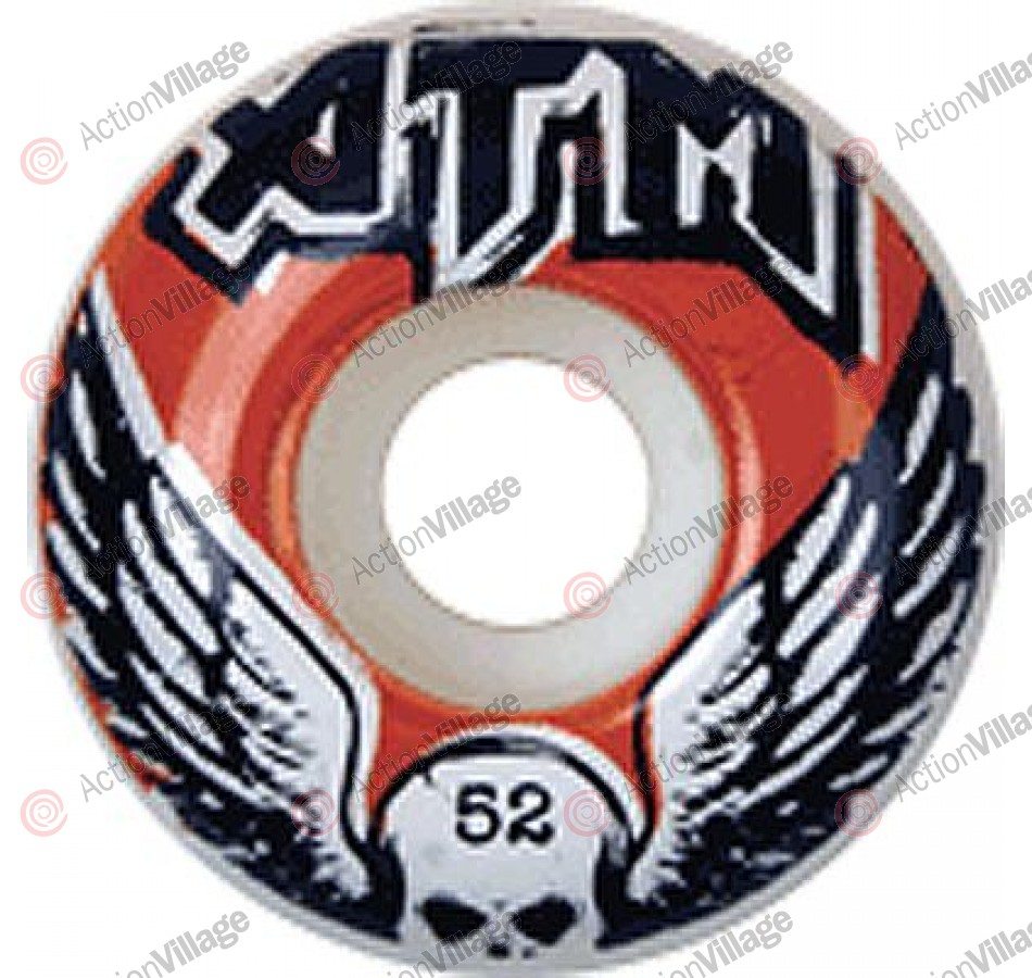 ATM Rough Wings PP - Red - 52mm - Skateboard Wheels