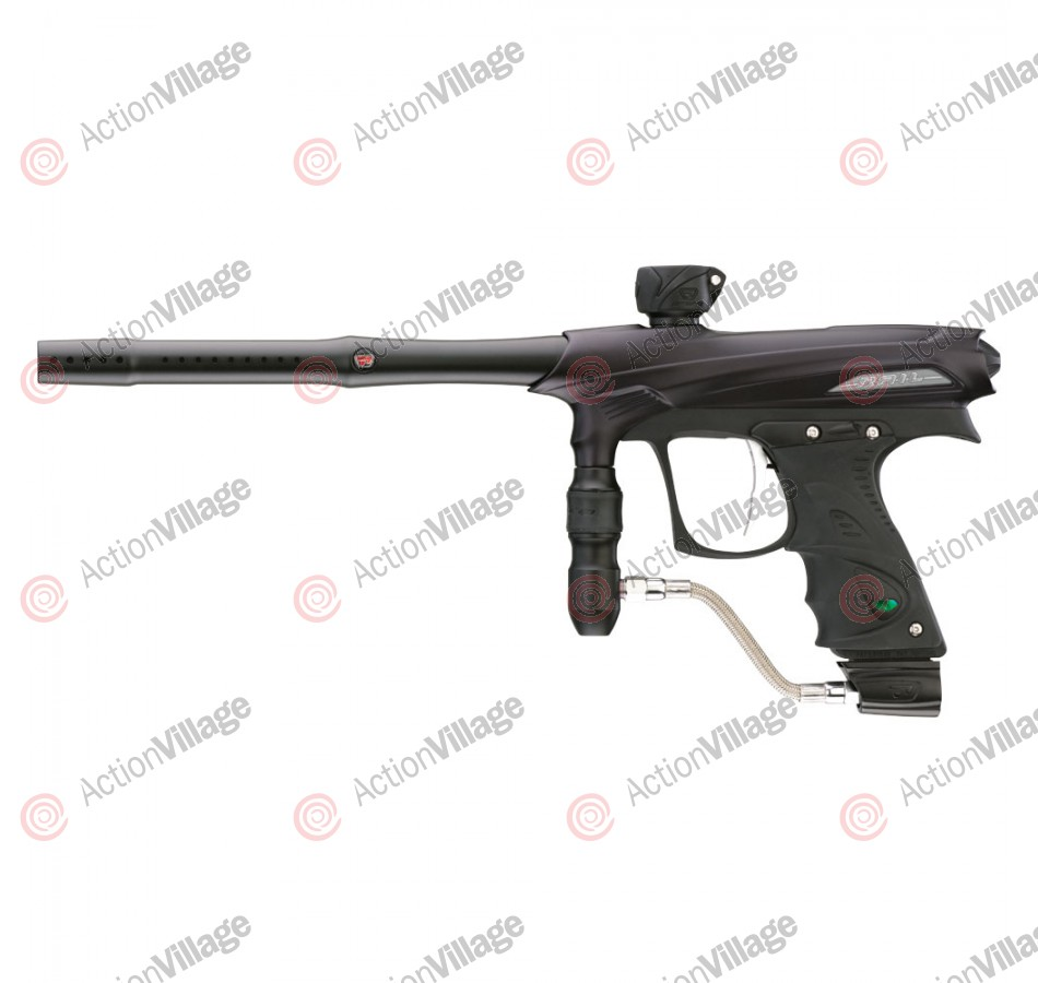 2011 Proto Rail PMR Paintball Gun - Dust Black