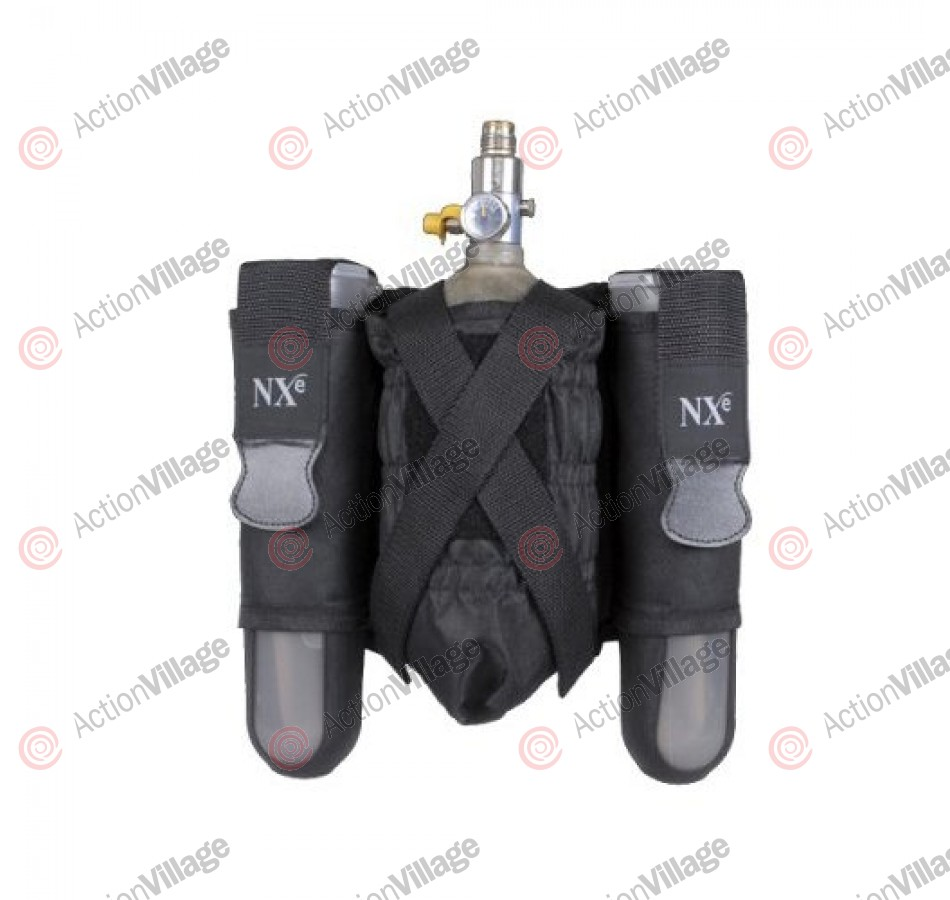 NXE 2+1 Pod & Tank Harness - Black