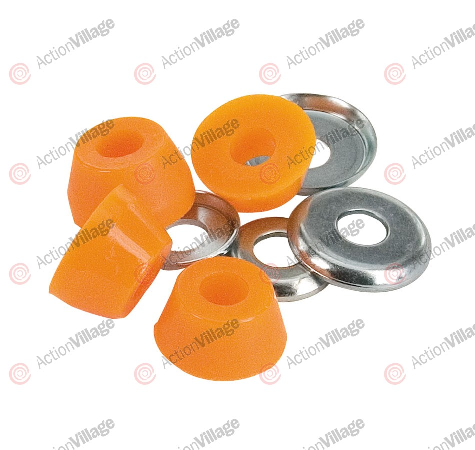Independent Genuine Parts Low Cushions Medium (94a) Orange - Skateboard Bushings
