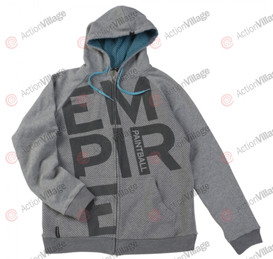Empire 2011 Empire LRG Hooded Sweatshirt ZE - Grey
