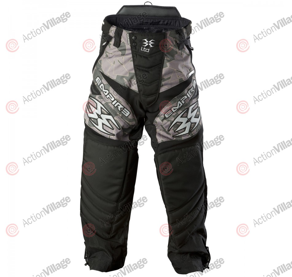 Empire 2012 LTD TW Paintball Pants - Breed Tan