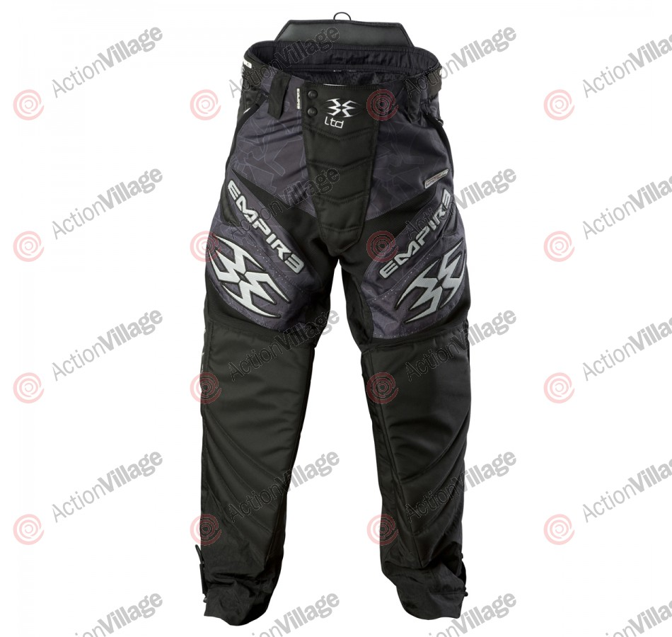 Empire 2012 LTD TW Paintball Pants - Breed Black