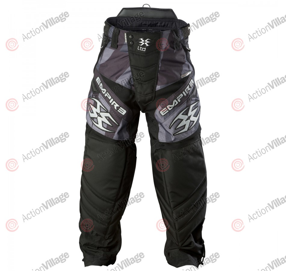 Empire 2012 LTD TW Paintball Pants - Glass Black