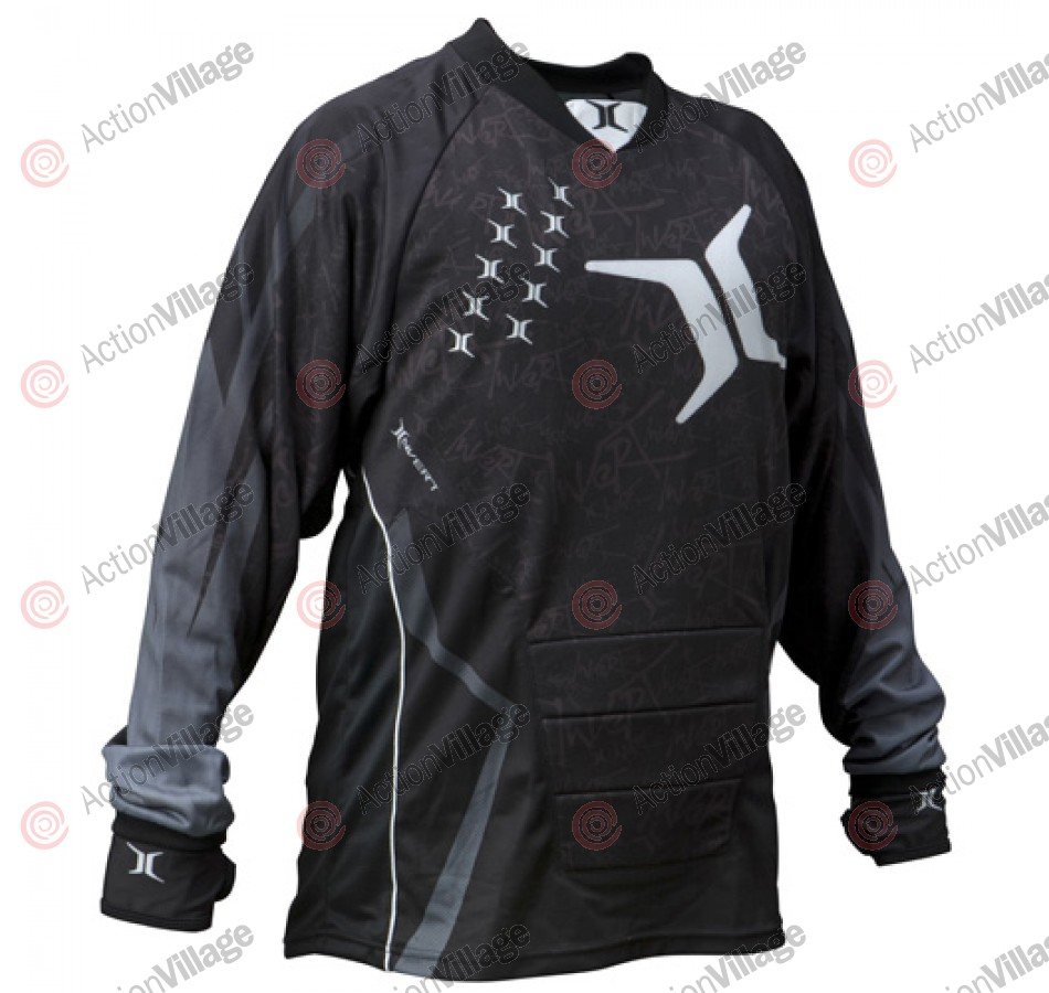 Invert 2011 Limited ZE Paintball Jersey - Black