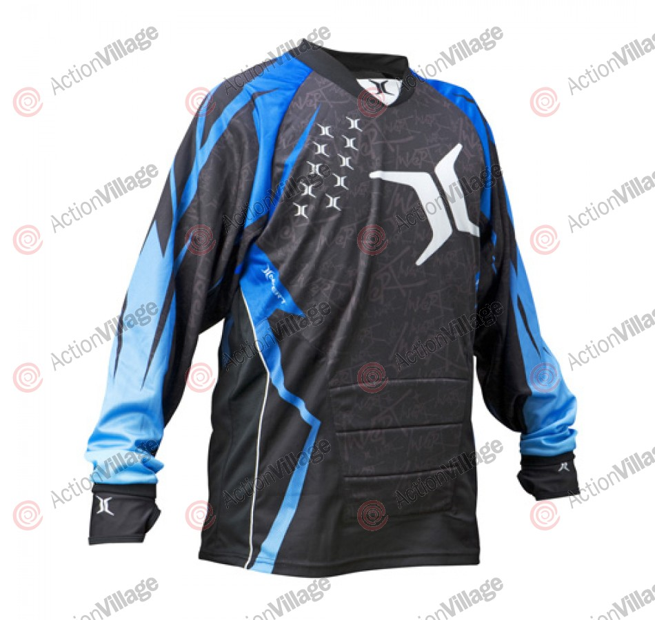 Invert 2011 Limited ZE Paintball Jersey - Blue