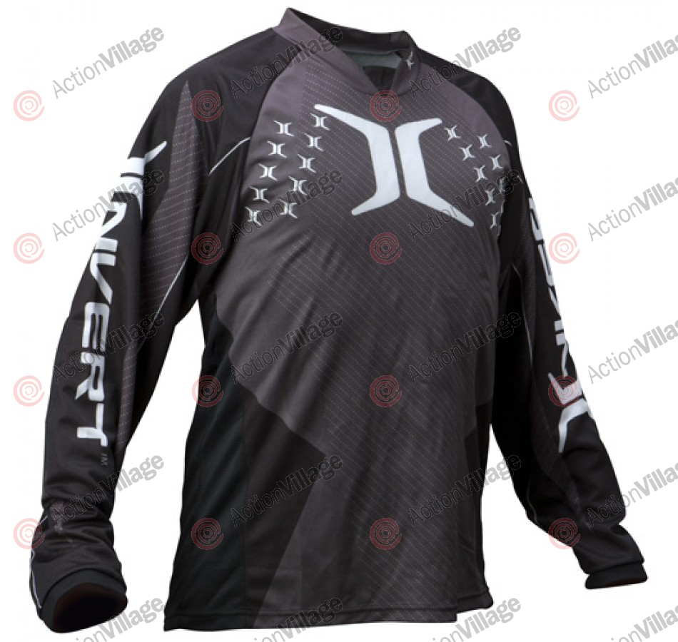 Invert 2011 Prevail ZE Paintball Jersey - Black