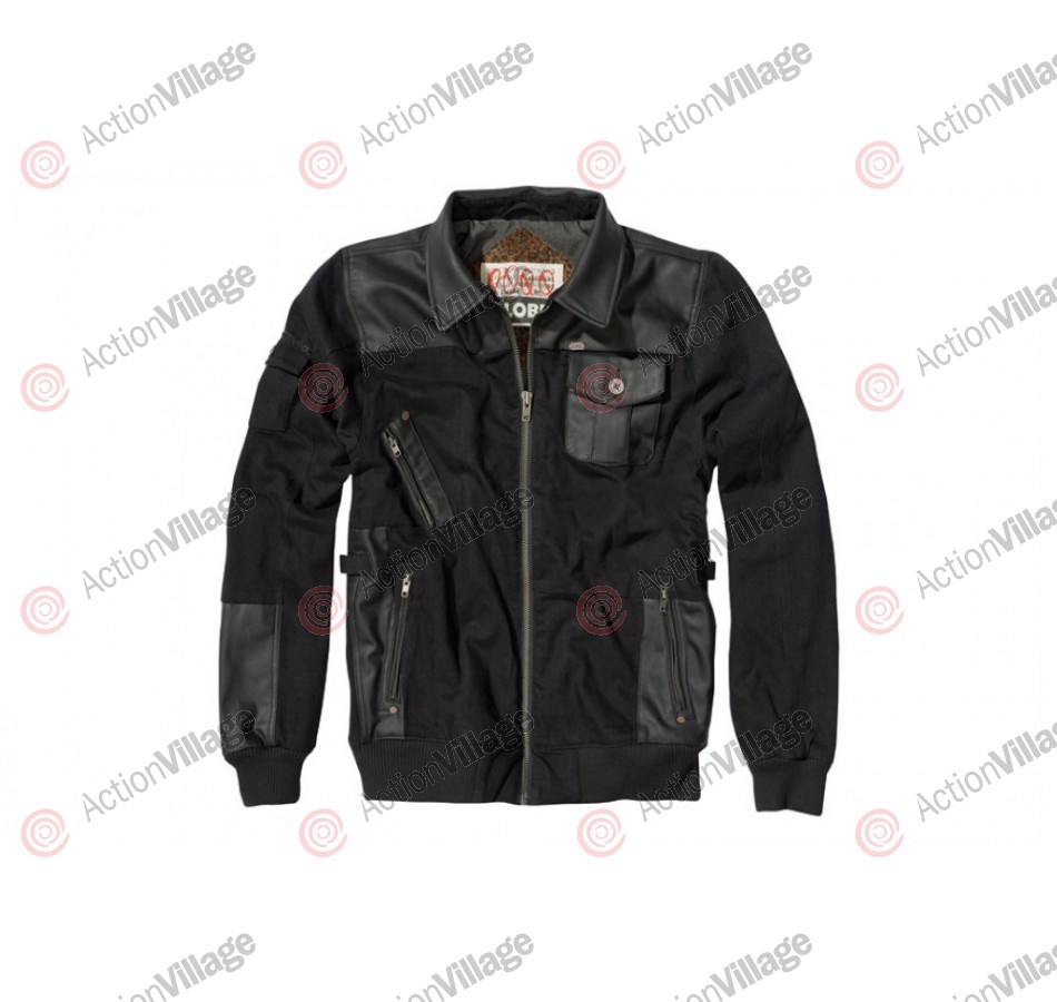 Globe Year Zero - Black - Jacket