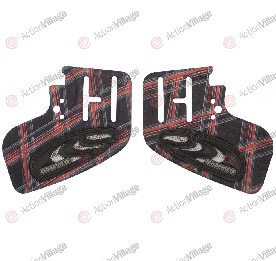 Empire E-Vents Soft Ear Pieces - Plaid