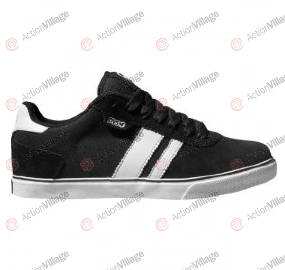 DVS Milan 2 CT - Black - Skateboard Shoes