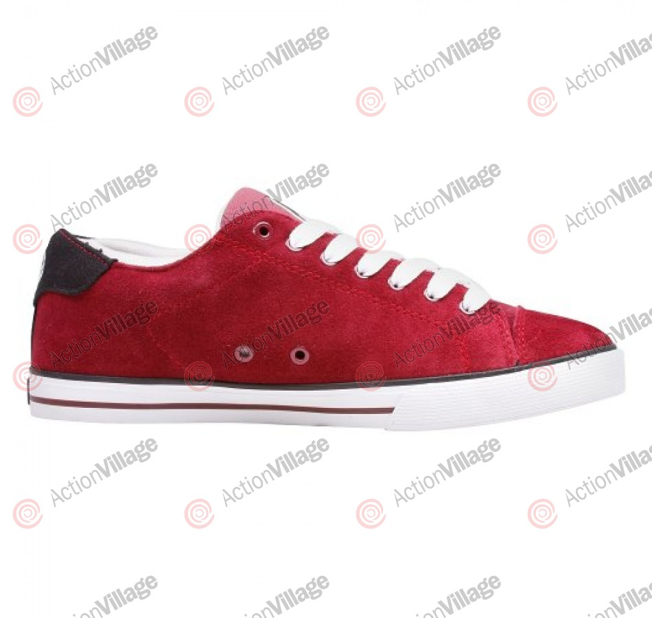 Adio Dean V2 - Men's Shoes Blood / White
