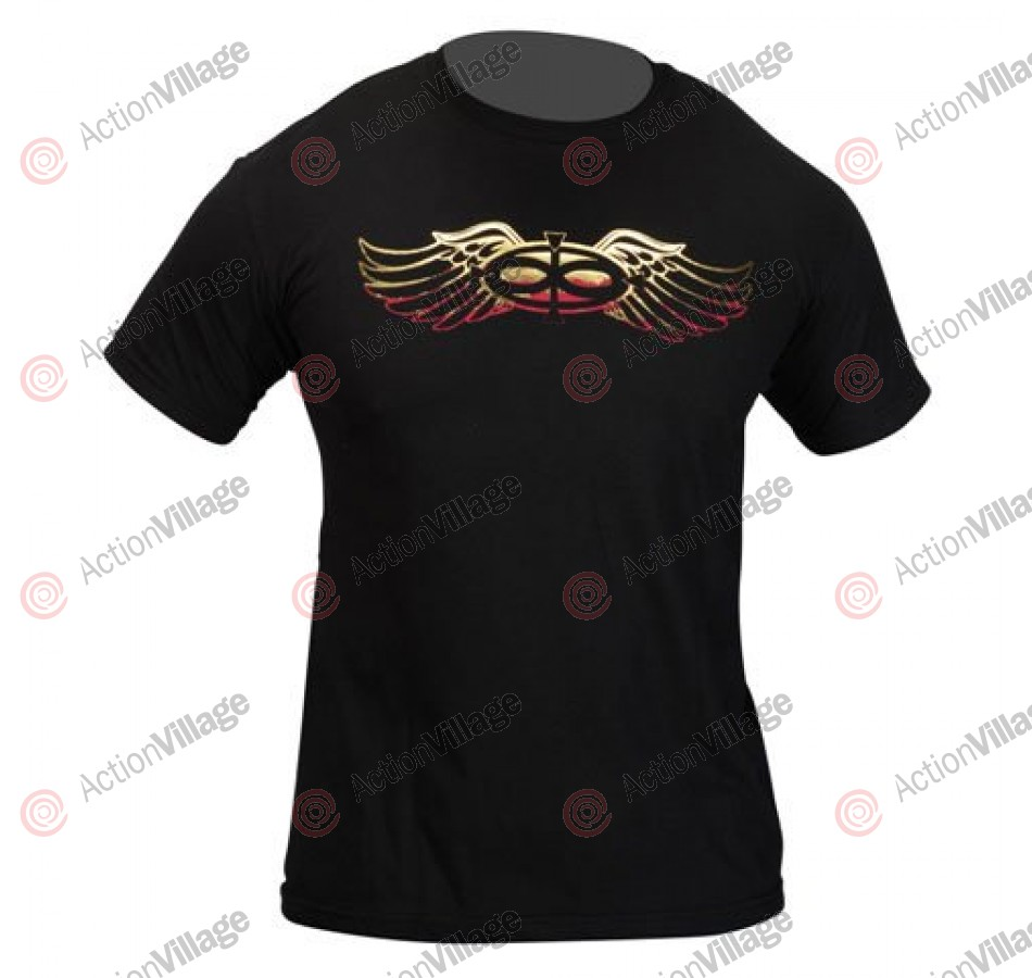 Fightco MMA Medieval T-Shirt - Black