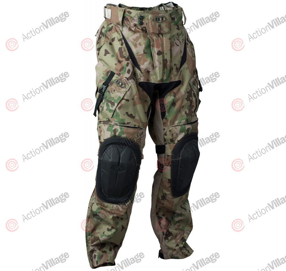 BT 2011 Professional Paintball Pants - TerraPat