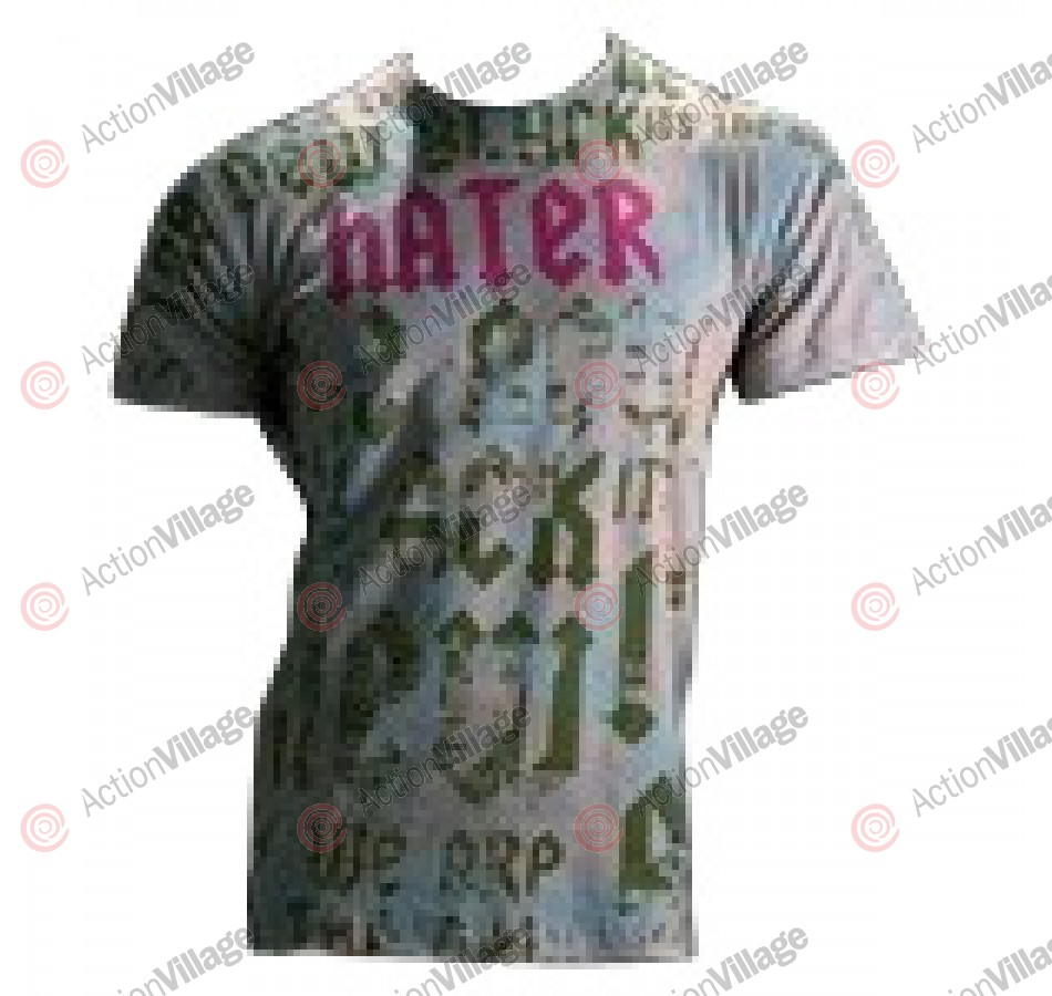 Hater Paintball T-Shirt - Skin Noise
