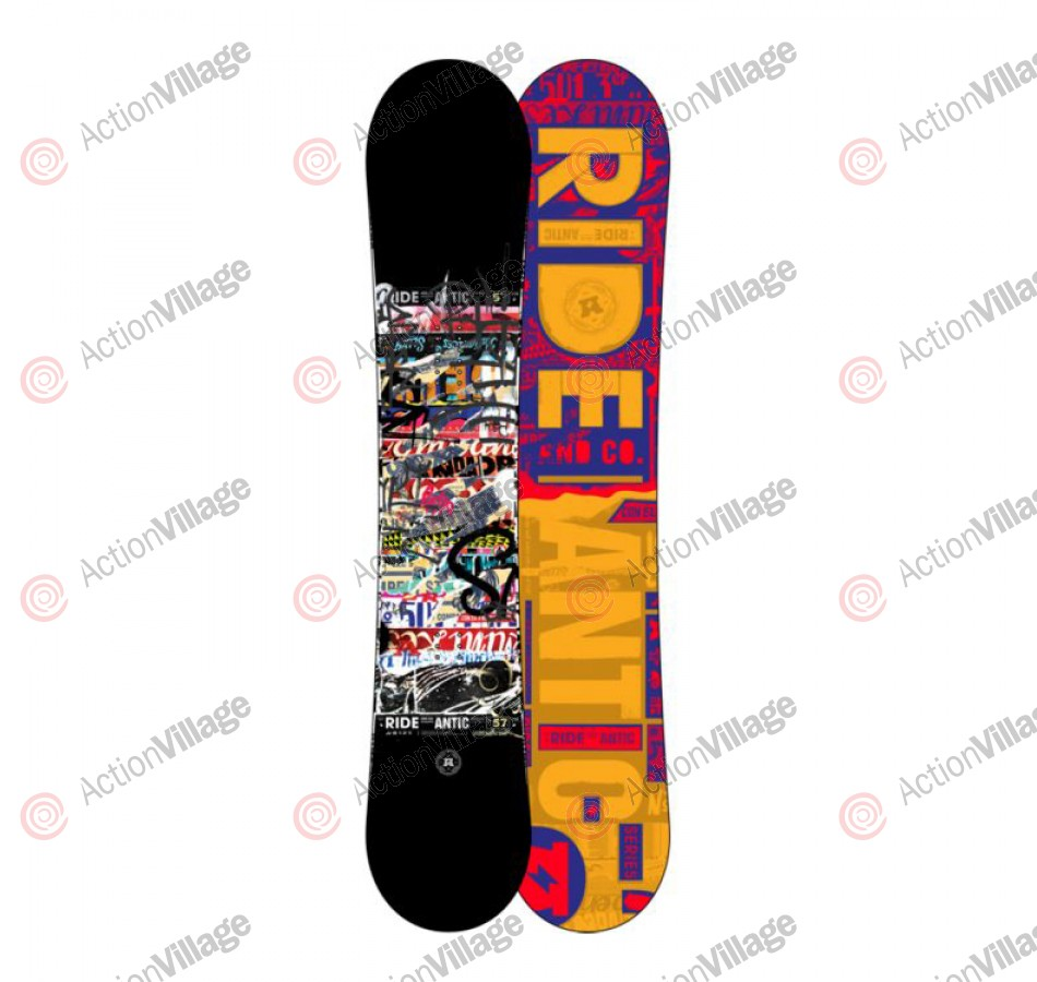 Ride Antic 2011 - 157cm Snowboard