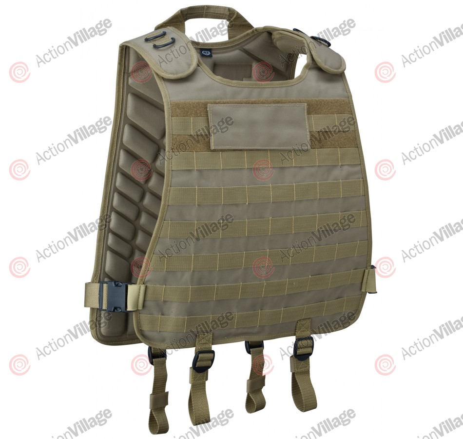 BT HRT Paintball Vest - Tan